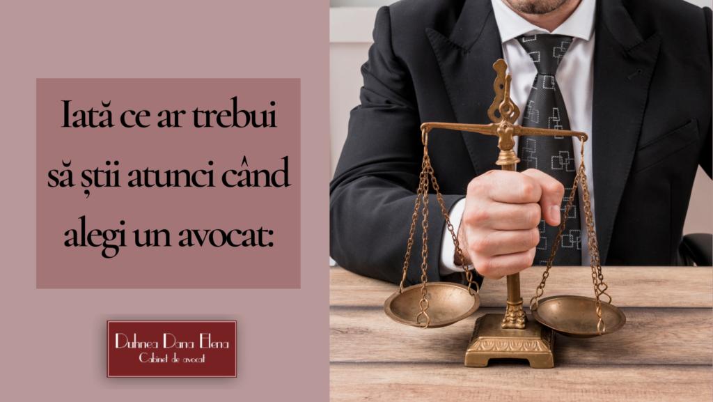 Cel mai bun avocat